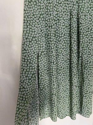 HM Maxi Skirt green