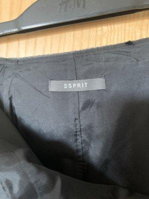 Esprit Wool Skirt dark grey