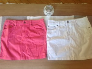 Röcke von 3 Suisses in pink und weiß