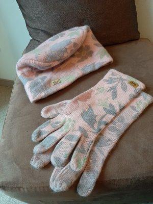 Roeckel Set Mütze und Handschuhe