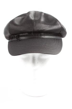 Roeckl Cappello da panettiere nero stile casual