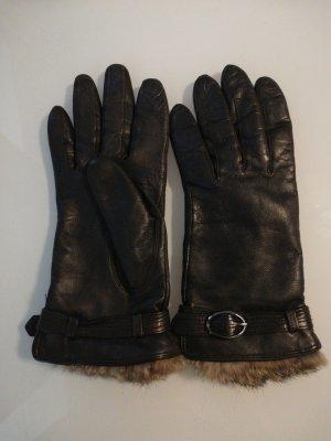 Roeckl Padded Gloves dark brown