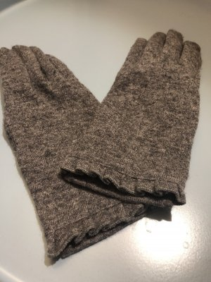 Roeckl Knitted Gloves grey