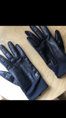 Roeckl Leren handschoenen zwart