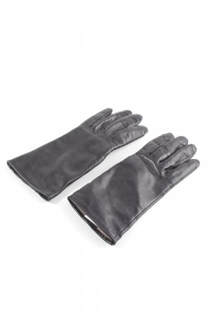 Roeckl Leather Gloves black business style