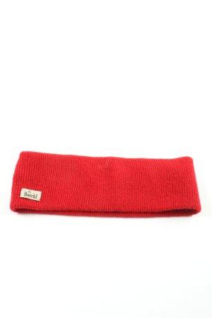 Roeckl Paraorecchie rosso stile casual
