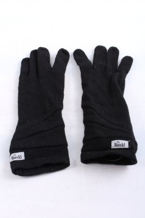 Roeckl Knitted Gloves black casual look