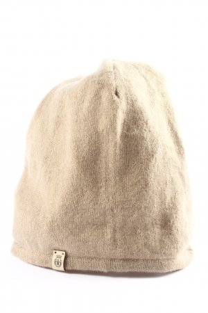 Roeckl Knitted Hat cream casual look