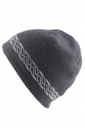 Roeckl Knitted Hat black casual look