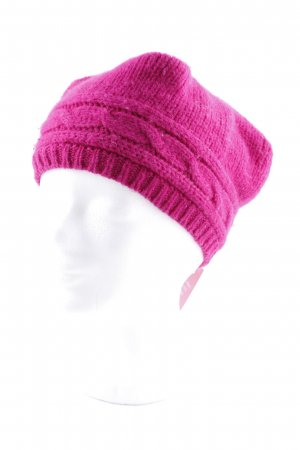 Roeckl Knitted Hat violet casual look