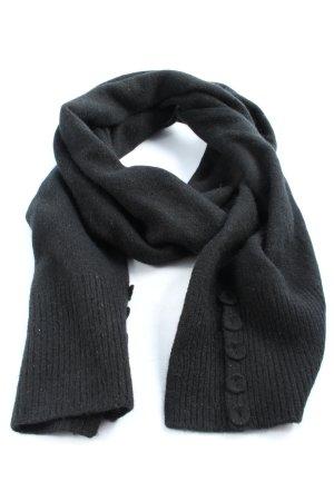 Roeckl Écharpe en tricot gris clair style décontracté