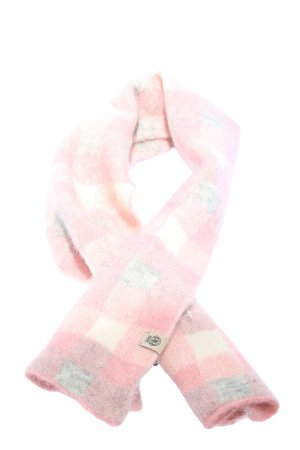"""Roeckl Woolen Scarf """"Mohair Check Scarf"""""""