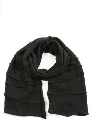Roeckl Woolen Scarf black simple style