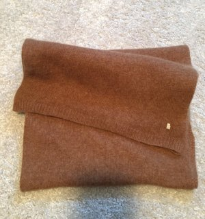 Roeckl Sciarpa di lana cognac-marrone Lana
