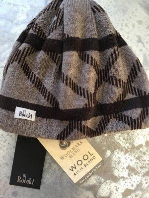 Roeckl Woolmark Rich Wool Mütze neu ❤️
