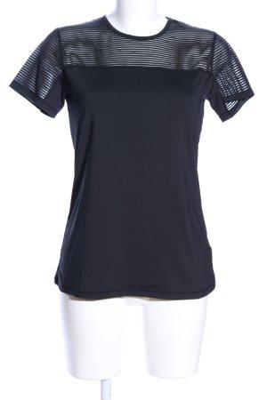 Röhnisch T-Shirt schwarz Casual-Look