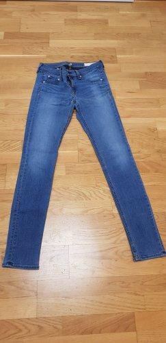 Rag & bone Tube Jeans blue-steel blue