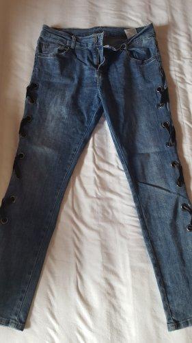 Röhren Jeans Gr.L