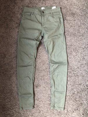 Röhren-Stretch Jeans