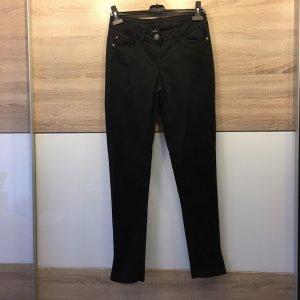 unbekannte Pantalone a sigaretta antracite-nero