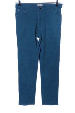 Röhrenhose blau Casual-Look