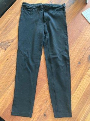 Ralph Lauren Drainpipe Trousers black