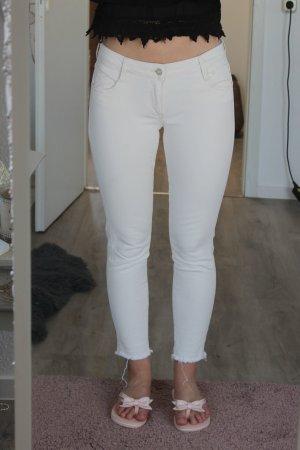 Mavi Jeans Co. Jeans cigarette beige clair