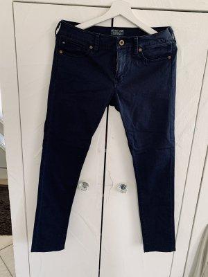 Polo Ralph Lauren Drainpipe Trousers dark blue