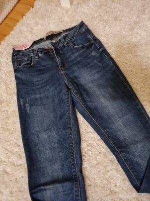 Denim Co. Skinny Jeans dark blue