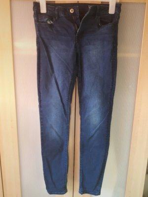 edc by Esprit Regenpijpbroek donkerblauw