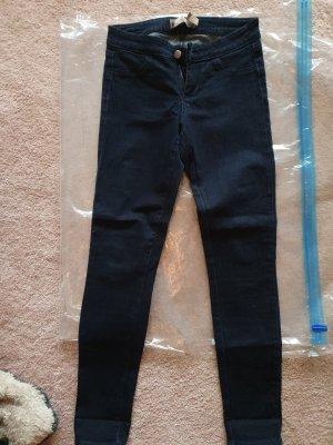 Paige Jeans a sigaretta blu scuro