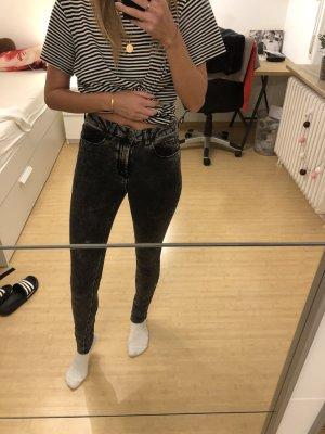 Asos Jeans a sigaretta multicolore