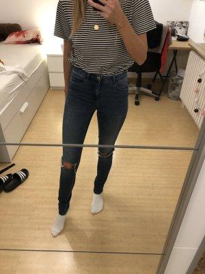 Only Jeans a sigaretta blu-blu scuro