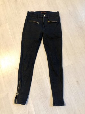 7 For All Mankind Tube jeans donkerblauw