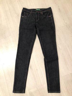 United Colors of Benetton Jeans cigarette gris ardoise