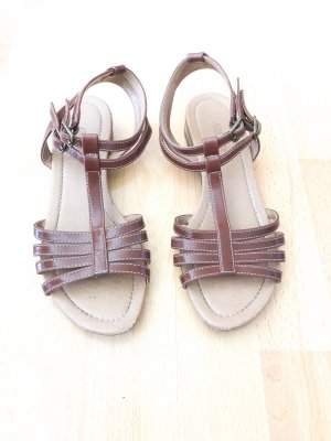 Ariane Roman Sandals multicolored