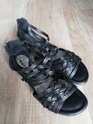 Tamaris Roman Sandals black