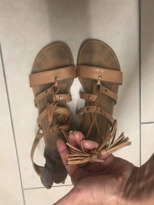 Tamaris Roman Sandals light brown-brown