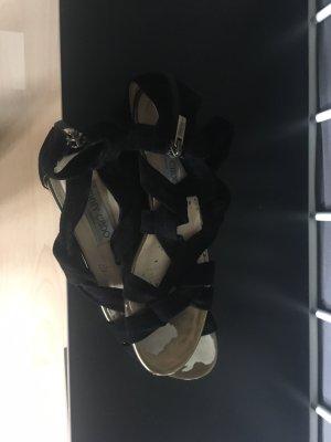 Jimmy Choo Roman Sandals black