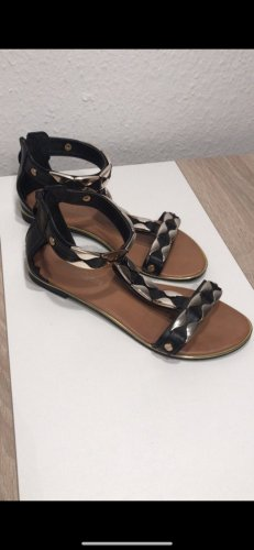 Mode Queen Roman Sandals multicolored