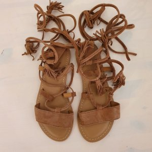 Asos Roman Sandals light brown-brown