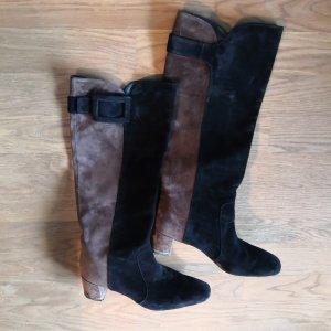 Roger vivier Heel Boots black leather