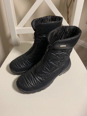 ROHDE Sympathex Stiefel schwarz in Gr. 4 *neuwertig*
