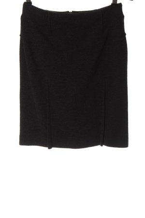 Roland mouret Gebreide rok zwart casual uitstraling