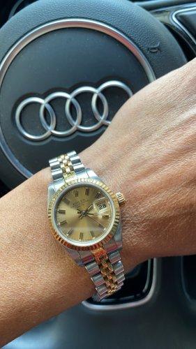 Rolex Montre automatique doré-argenté
