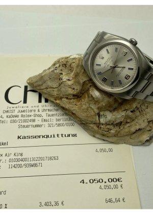 Rolex Automatisch horloge zilver