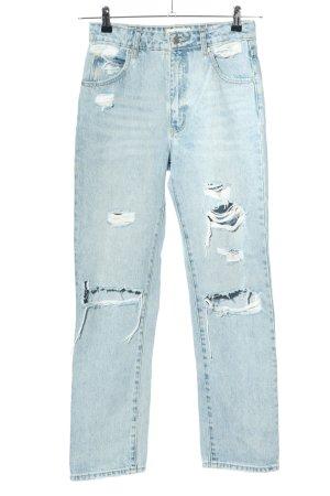 Rolla's Straight-Leg Jeans blau Casual-Look