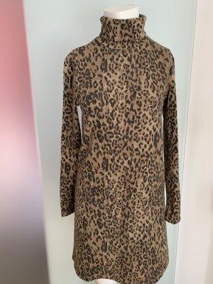 Zara Sweaterjurk veelkleurig