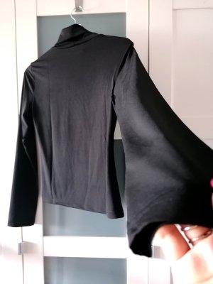 Neckholder Top black