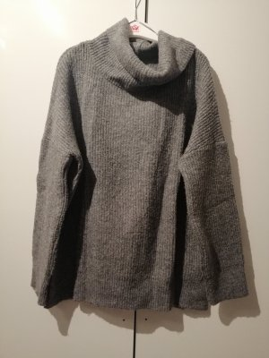 Rollkragen oversize Pullover